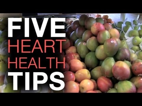 top-5-heart-health-tips