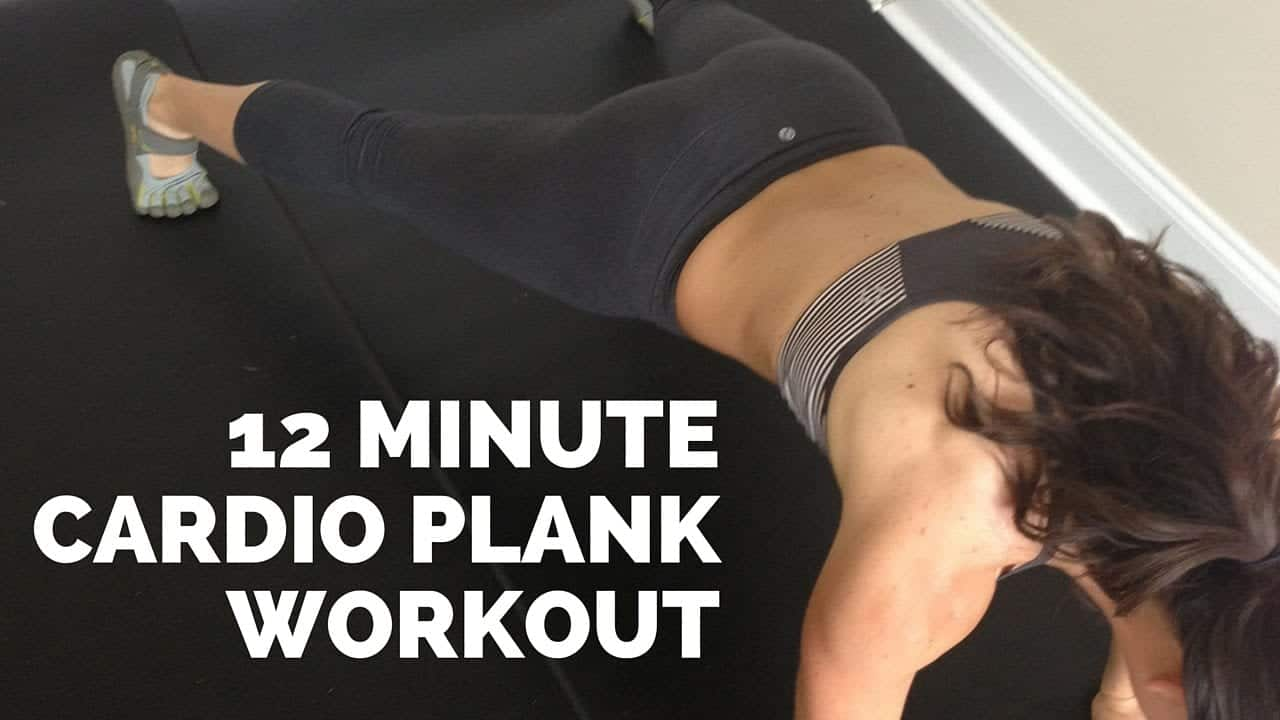 core-cardio-plank-workout-12-minute-workout
