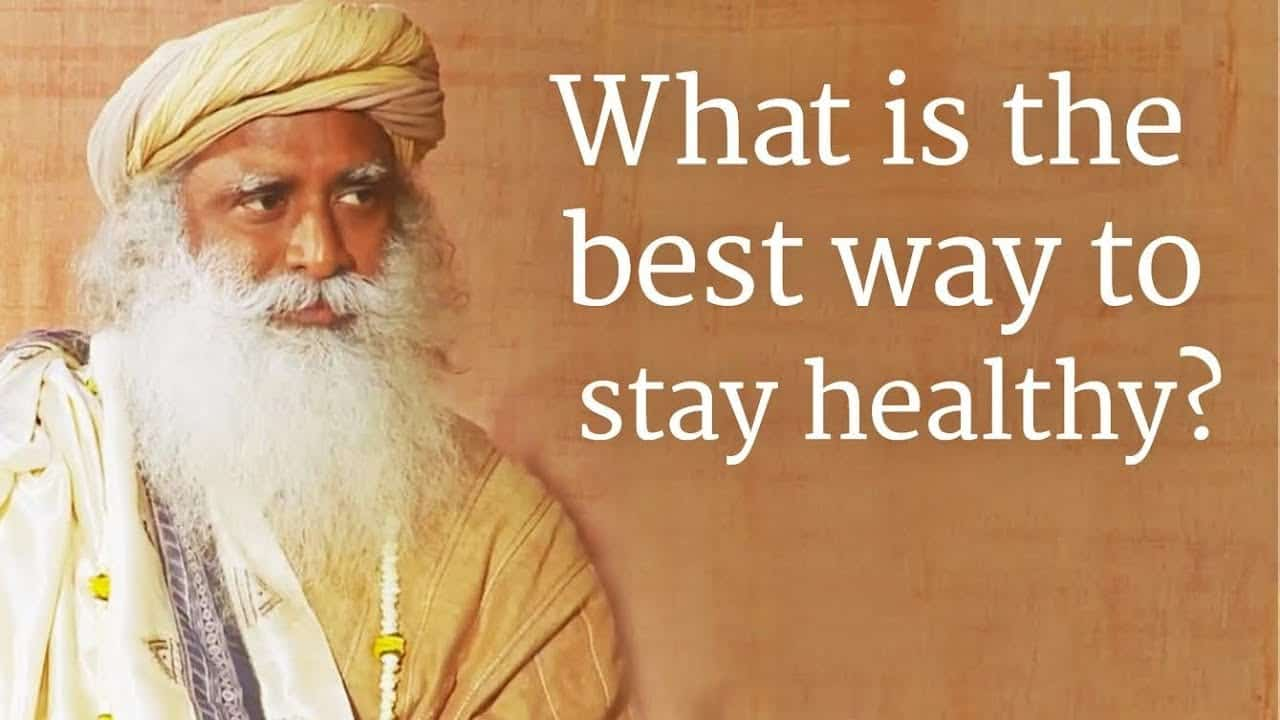 what-is-the-best-way-to-stay-healthy-pc-reddy-in-conversation-with-sadhguru