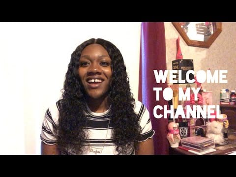 welcome-to-my-channel
