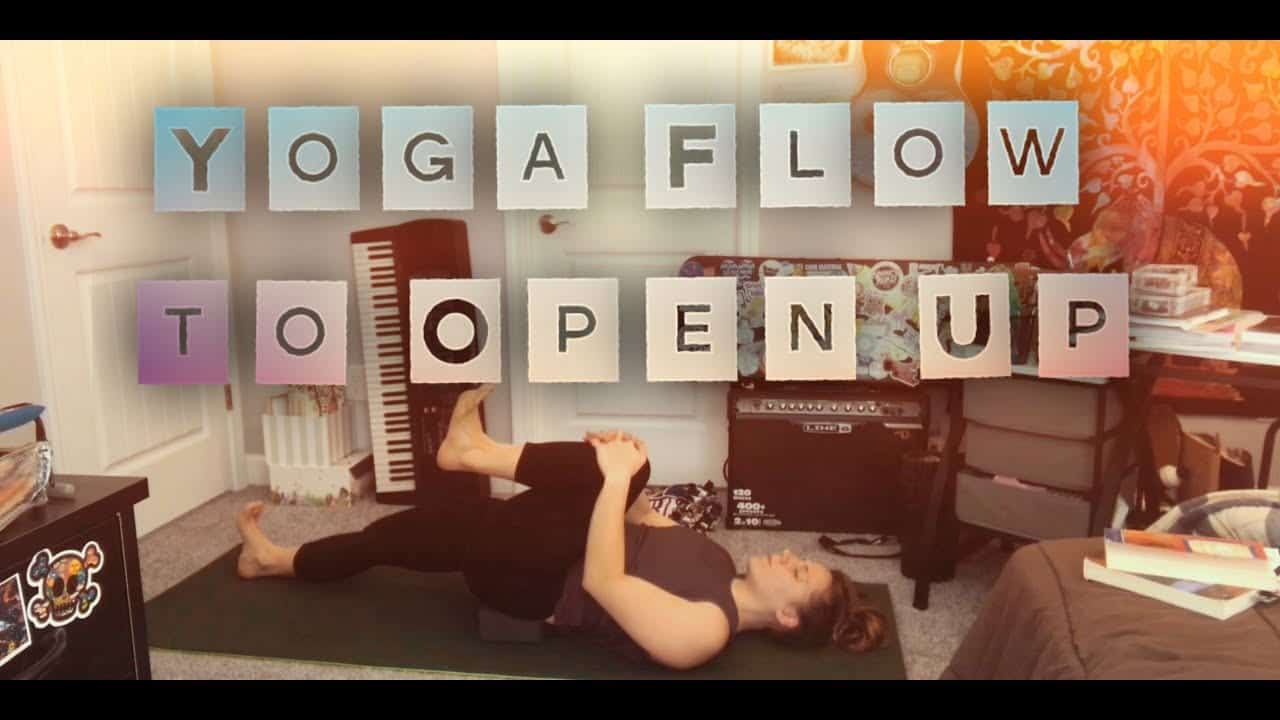 yoga-flow-to-open-up