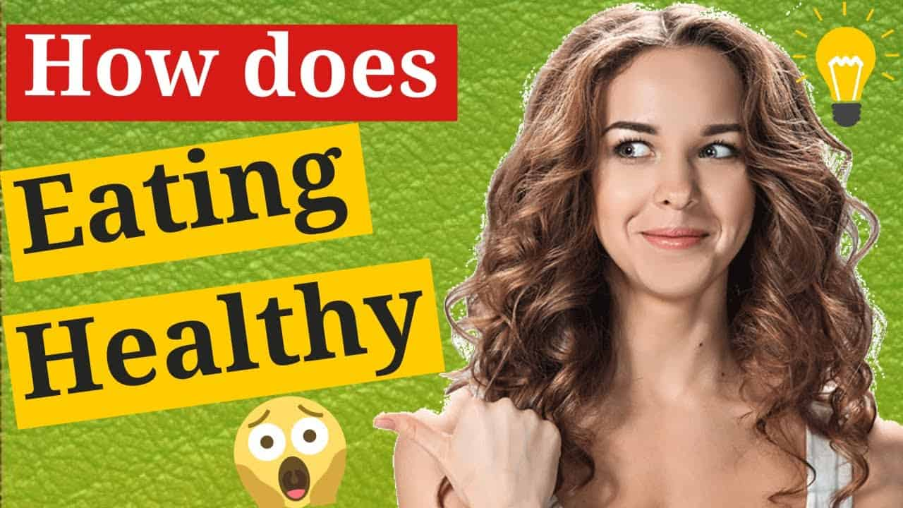 HOW does EATING HEALTHY affect your body ★★★ Eating Healthy on a budget ★★★