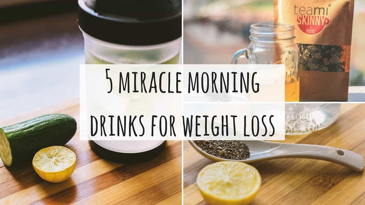 5-miracle-morning-drinks-for-weight-loss-health-fitness-healthy-living-motivation