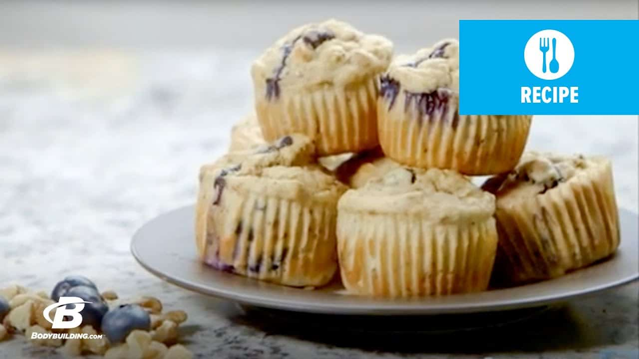 protein-blueberry-muffins-quick-recipes