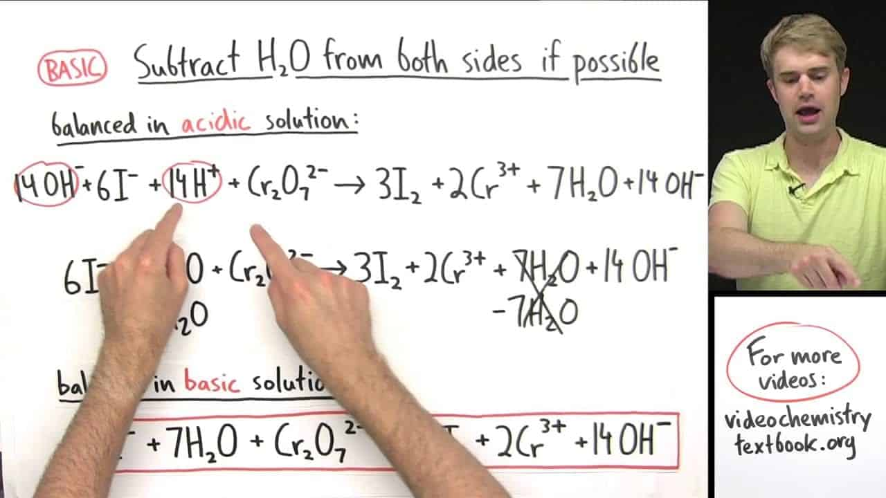 balancing-redox-equations-in-basic-solution-example-problem