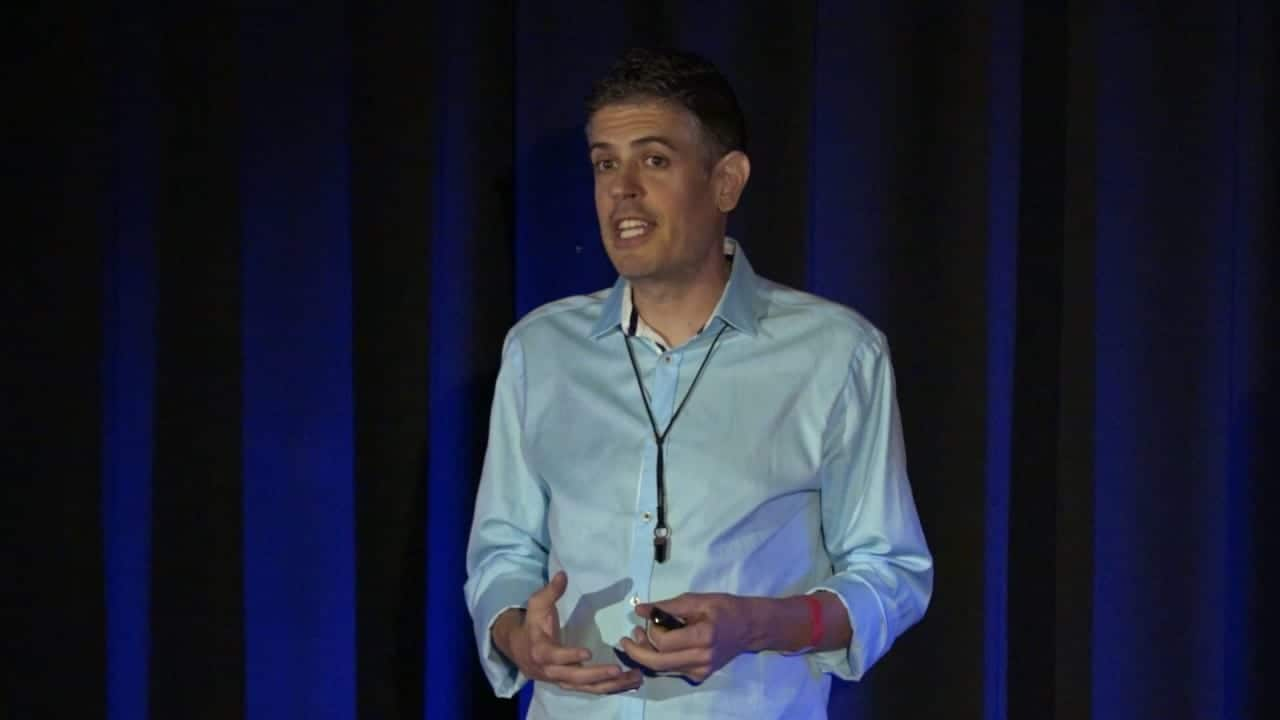 the-secret-to-living-healthy-and-not-dying-from-trying-joel-sprechman-tedxcardiffbythesea