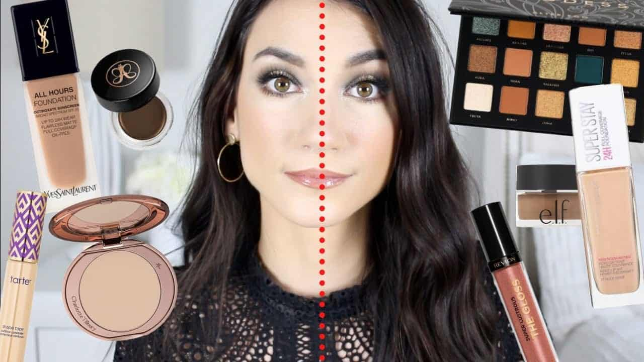 tutorial-using-drugstore-dupes-for-highend-makeup-2020