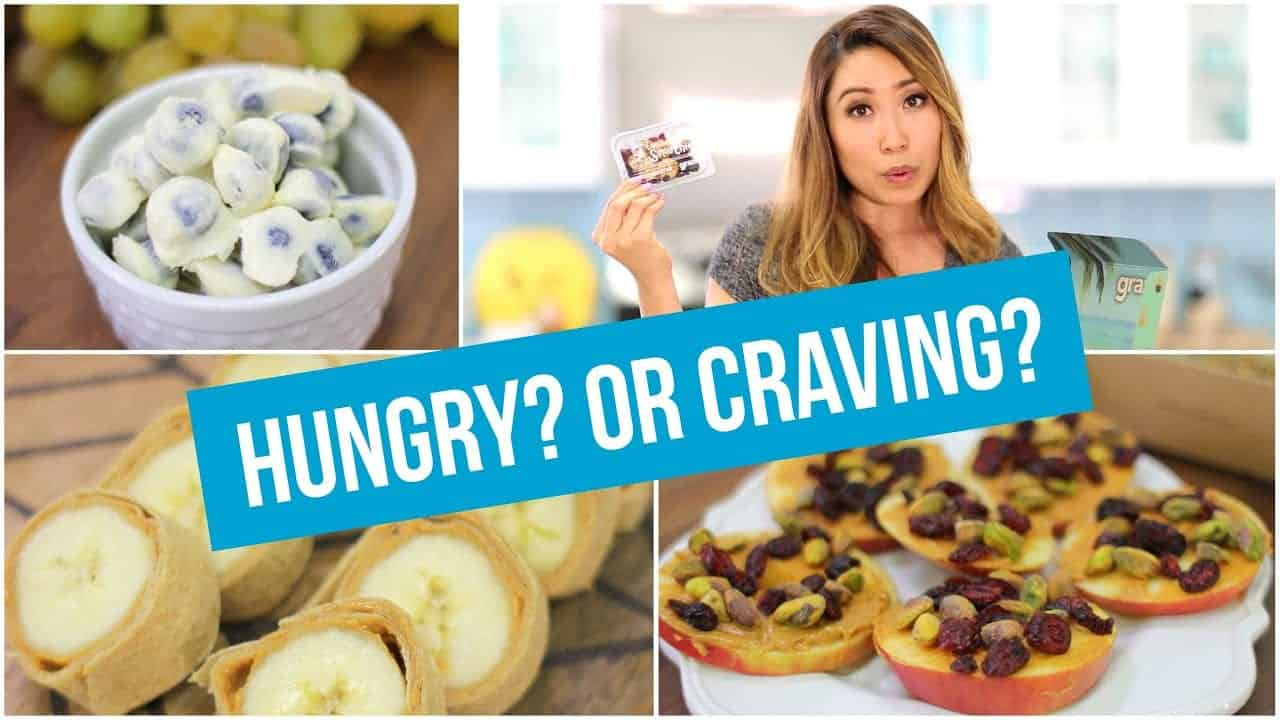5 Easy Healthy Snack Ideas!