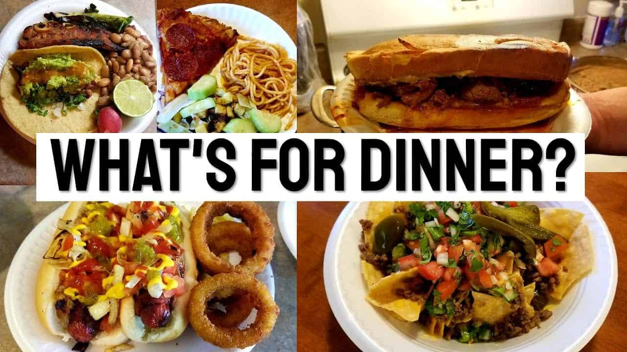 WHAT'S FOR DINNER? | MEXICAN FOOD | EASY & BUDGET FRIENDLY MEAL IDEAS | COLLAB | Crystal Evans